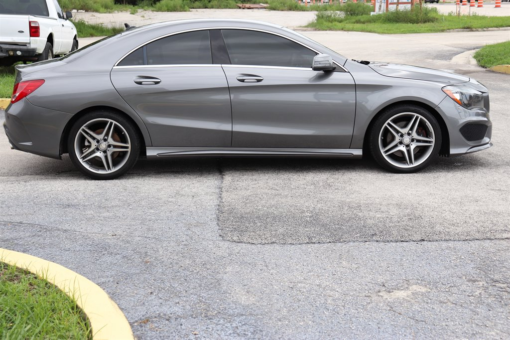 2014 Mercedes-Benz CLA-Class CLA250 photo