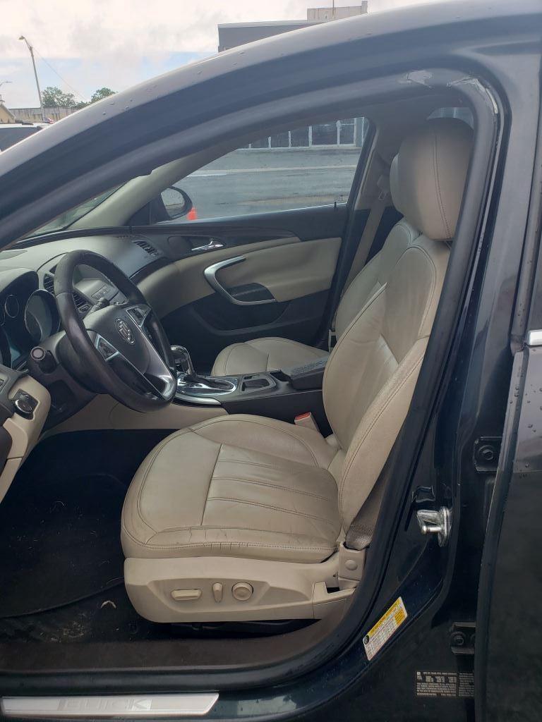 2011 Buick Regal CXL Turbo photo