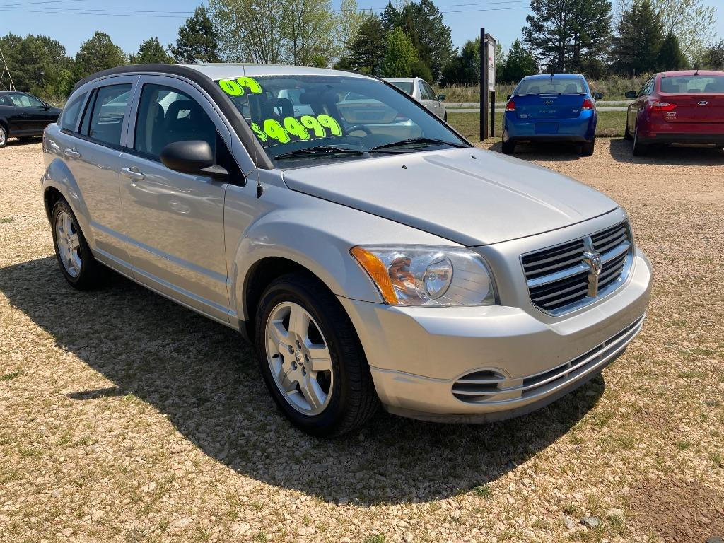 2009 Dodge Caliber SXT photo