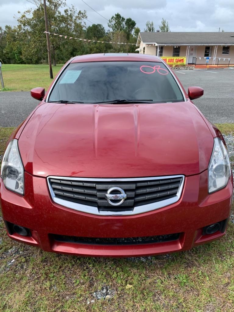 2008 Nissan Maxima 3.5 SL photo