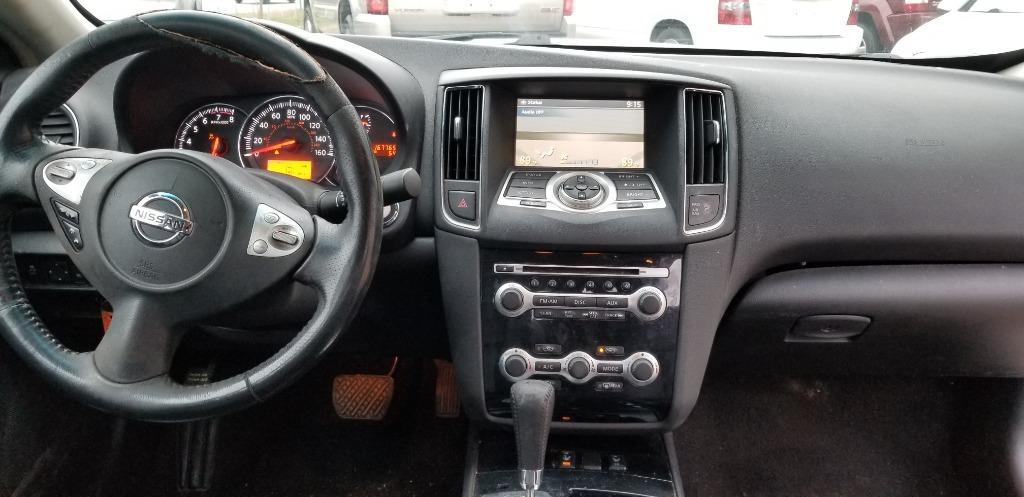 2011 Nissan Maxima 3.5 S photo