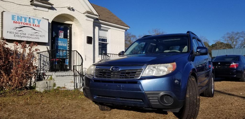 2009 Subaru Forester 2.5 X Premium photo