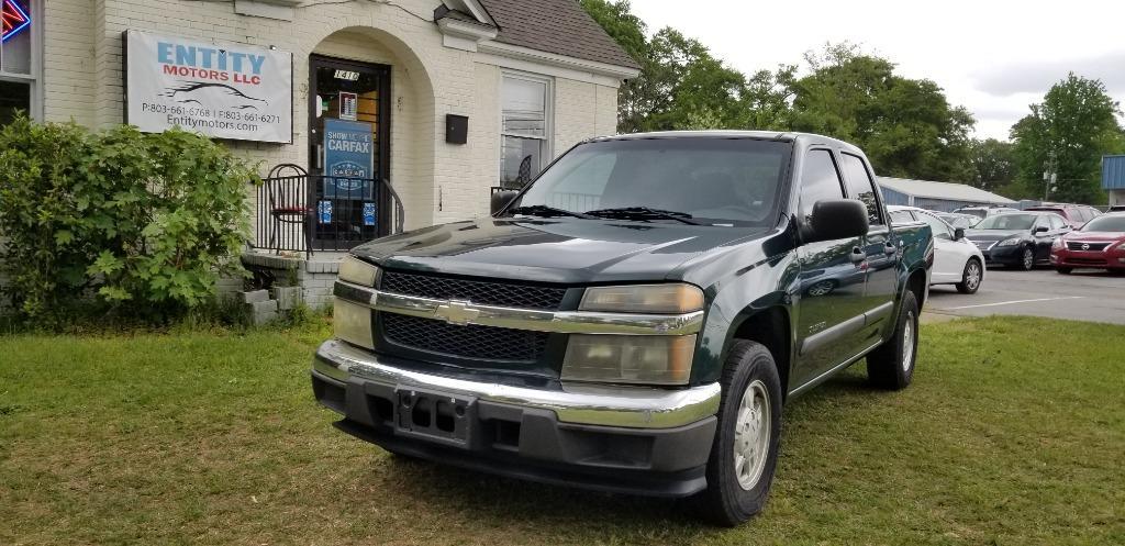2005 Chevrolet Colorado Z85 LS Base photo