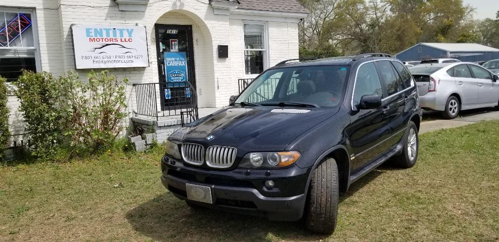 2005 BMW X5 4.4i photo