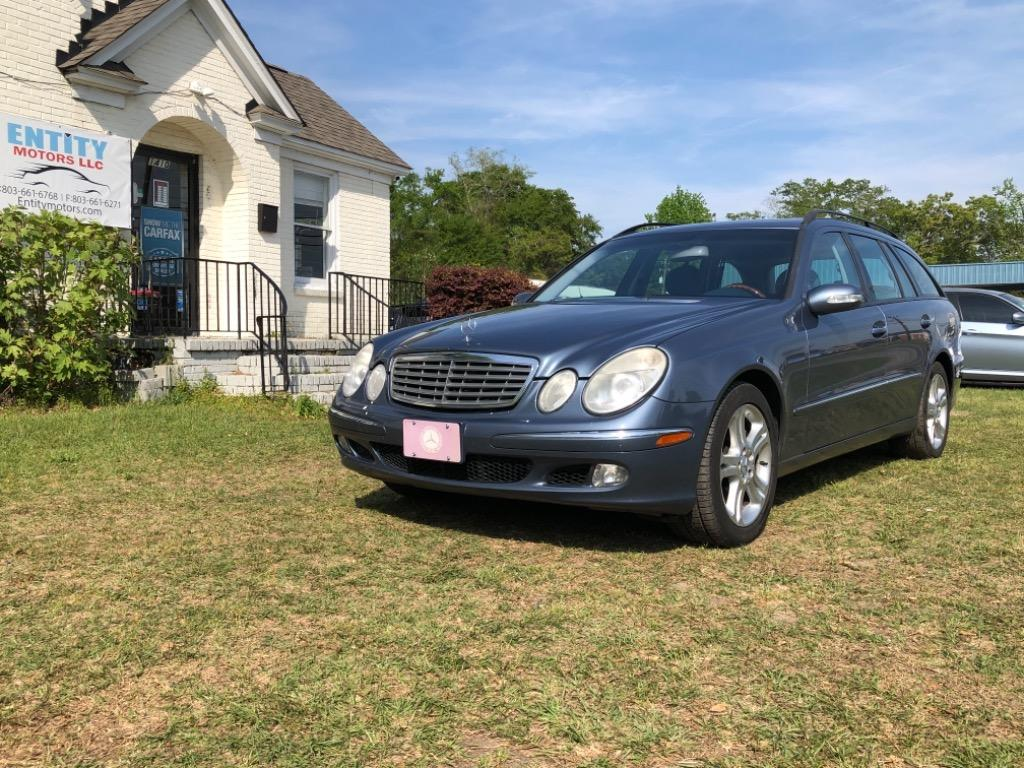 2004 Mercedes-Benz E-Class E500 photo