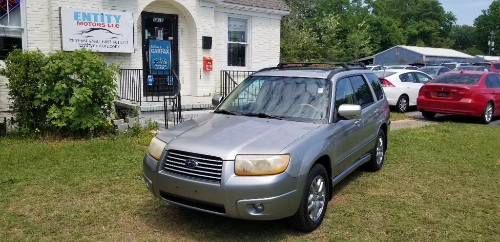 2007 Subaru Forester 2.5 X L.L.Bean Edition photo
