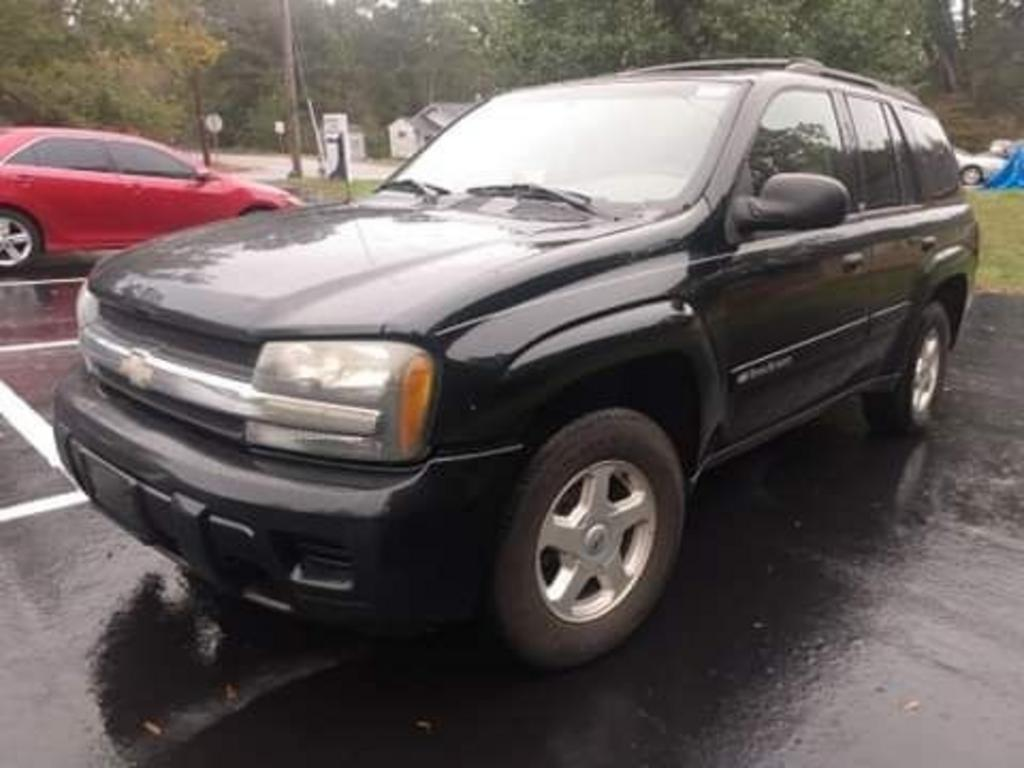 2002 Chevrolet Trailblazer LS photo
