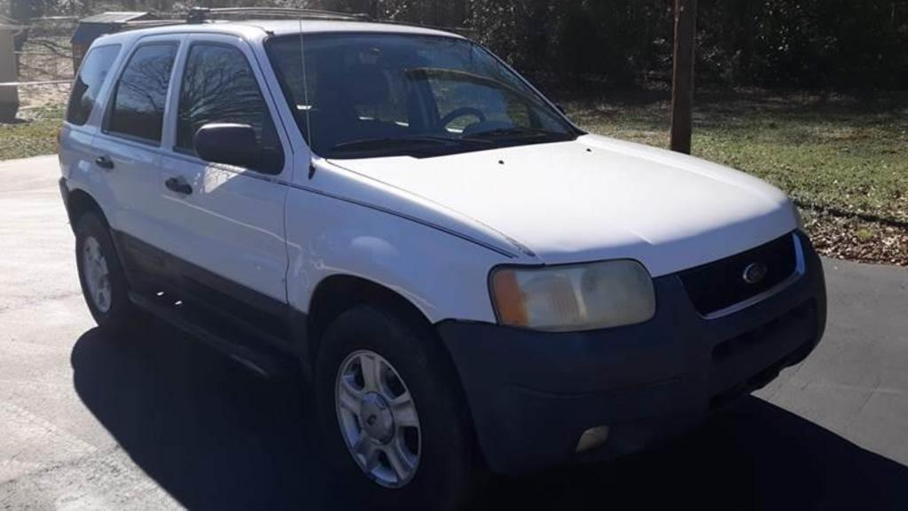 2003 Ford Escape XLT Popular photo