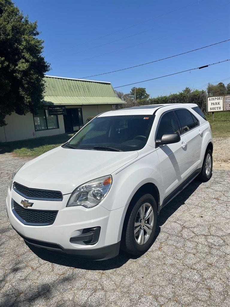 2011 Chevrolet Equinox LS photo