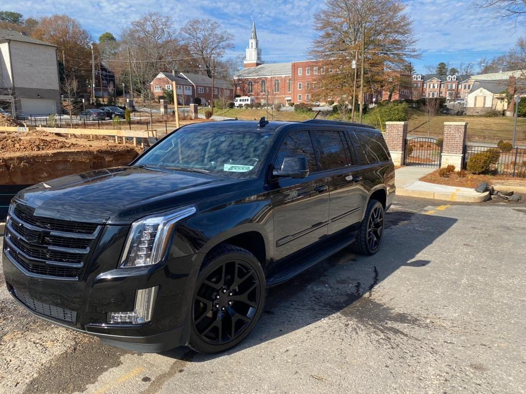 2016 Cadillac Escalade ESV Luxury photo