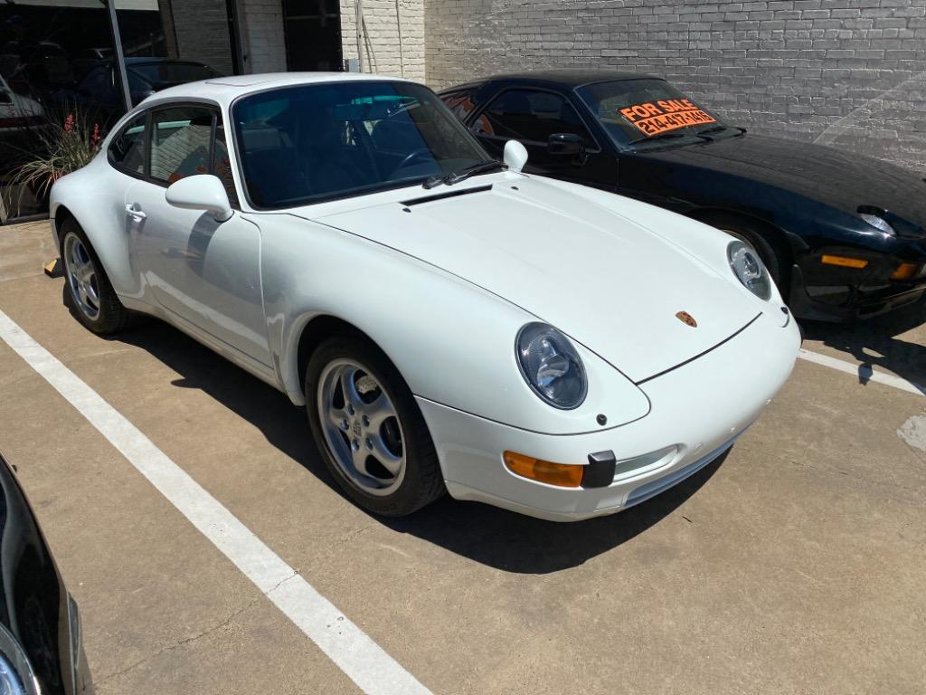 1995 Porsche 911 Carrera 4 photo
