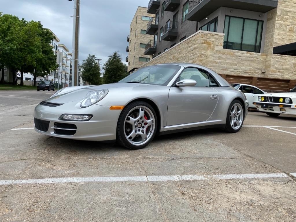 2007 Porsche 911 Carrera S photo