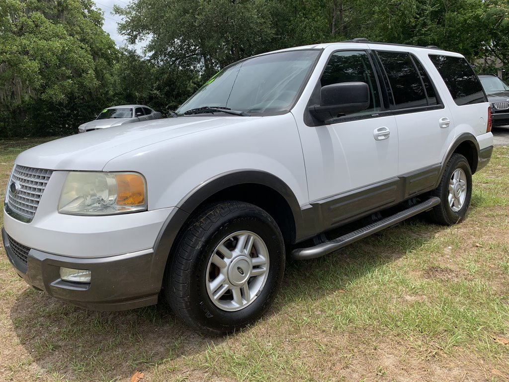 The 2004 Ford Expedition XLT photos