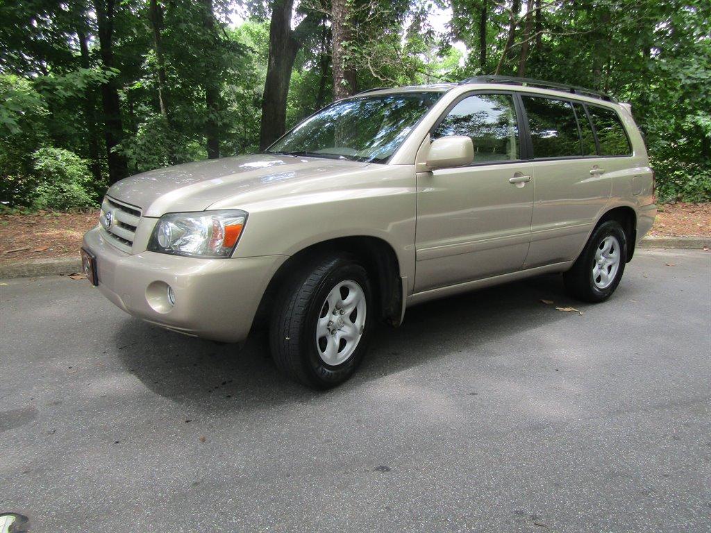 2007 Toyota Highlander photo
