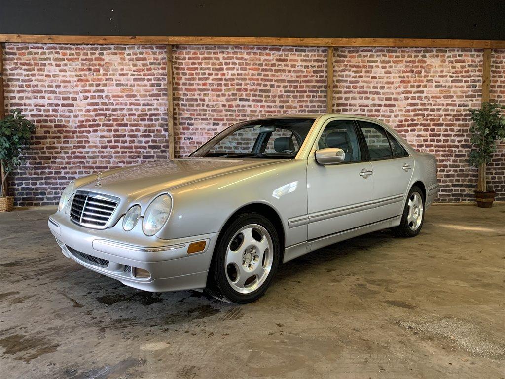 2001 Mercedes-Benz E-Class E430 photo