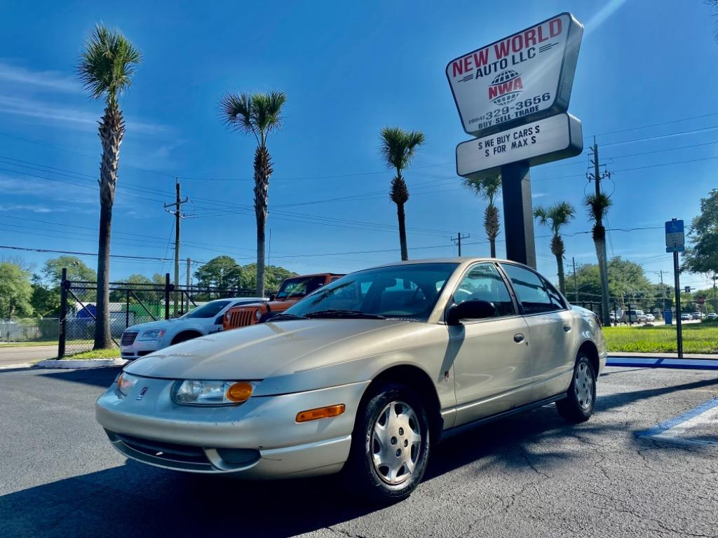 2002 Saturn S-Series SL1 photo
