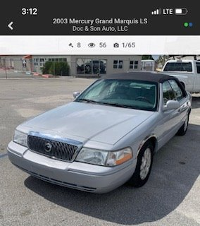 2003 Mercury Grand Marquis LS Premium photo