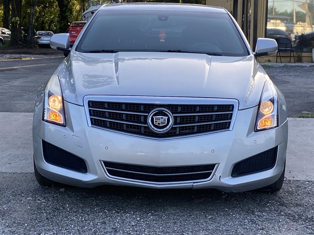 2013 Cadillac ATS 2.5L Luxury photo