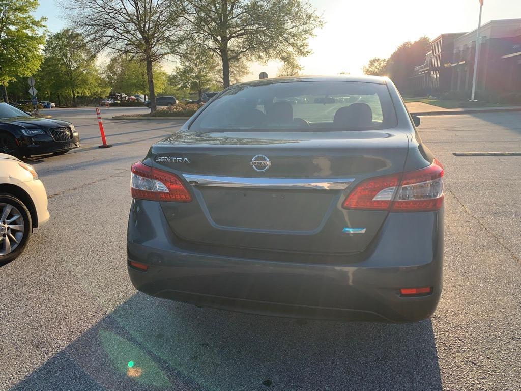 2014 Nissan Sentra S photo