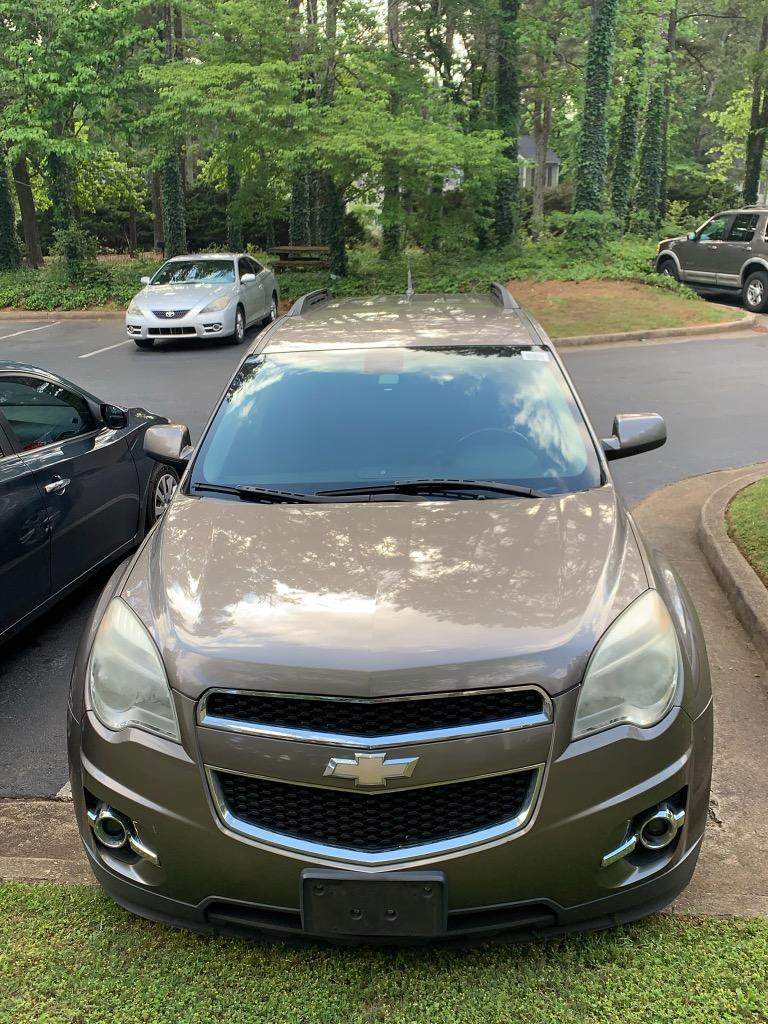2011 Chevrolet Equinox LT photo