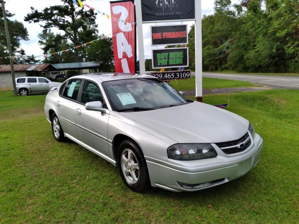2004 Chevrolet Impala LS photo