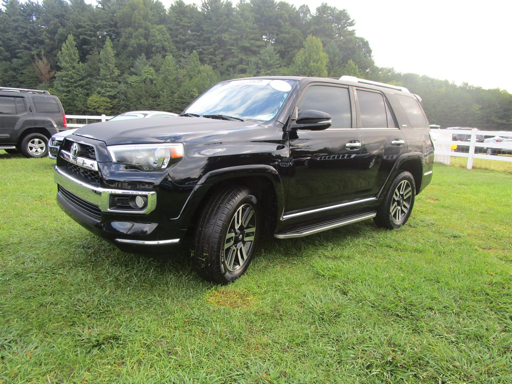 2015 Toyota 4Runner Limited photo