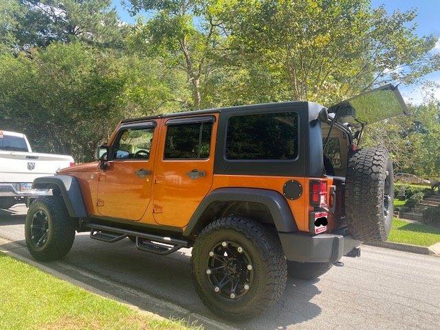 2011 Jeep Wrangler Unlimited Sport photo