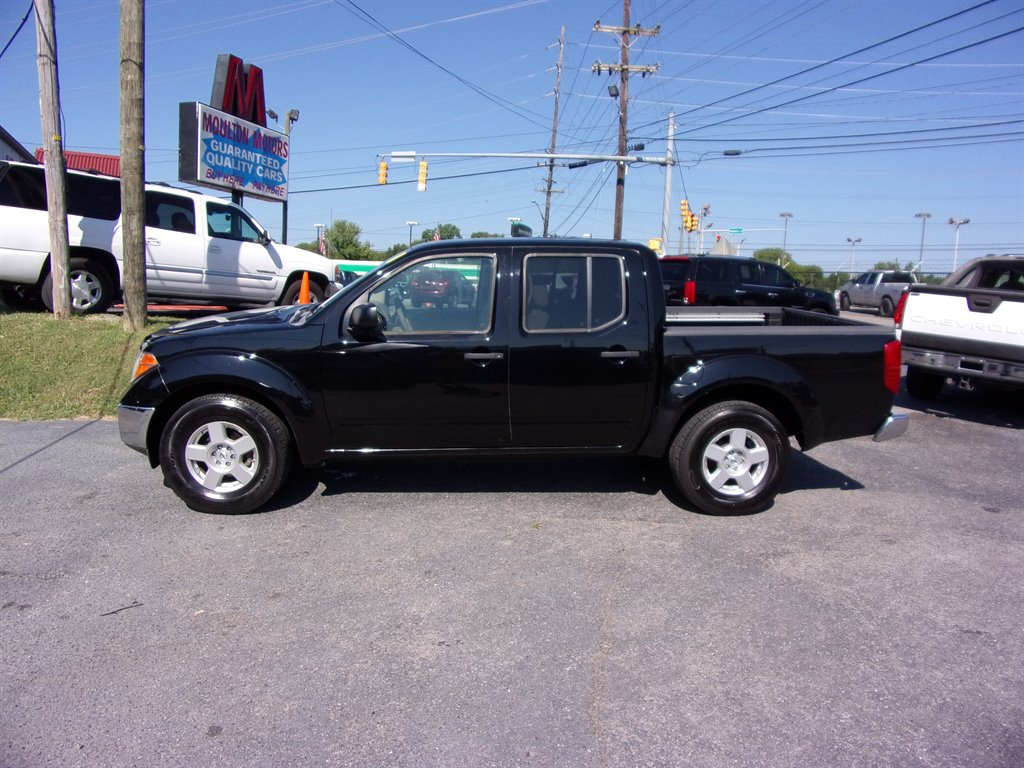 2007 Nissan Frontier SE photo