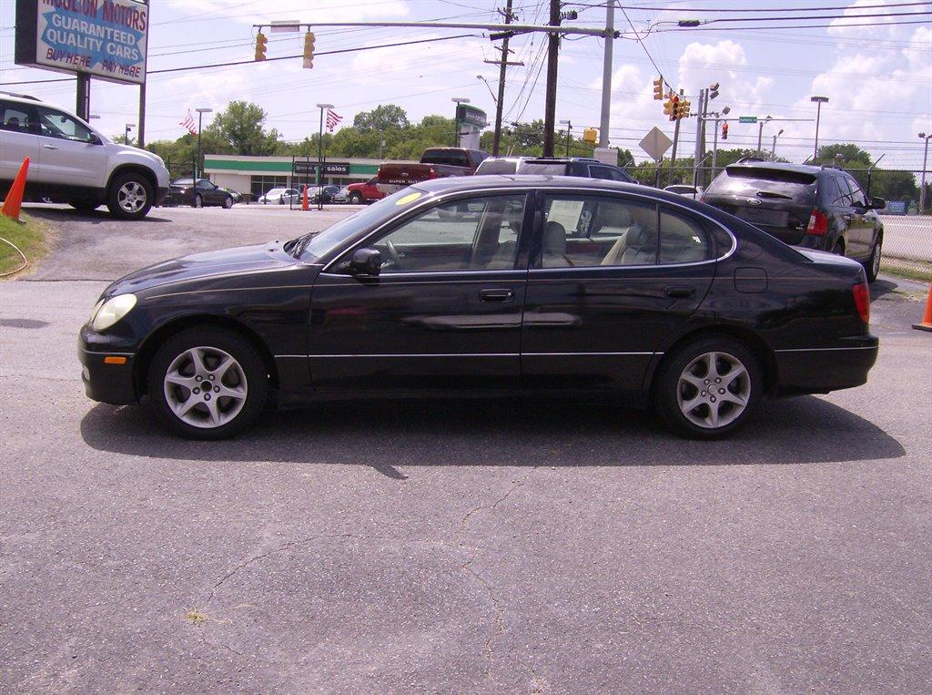 2005 Lexus GS 300 GS 300