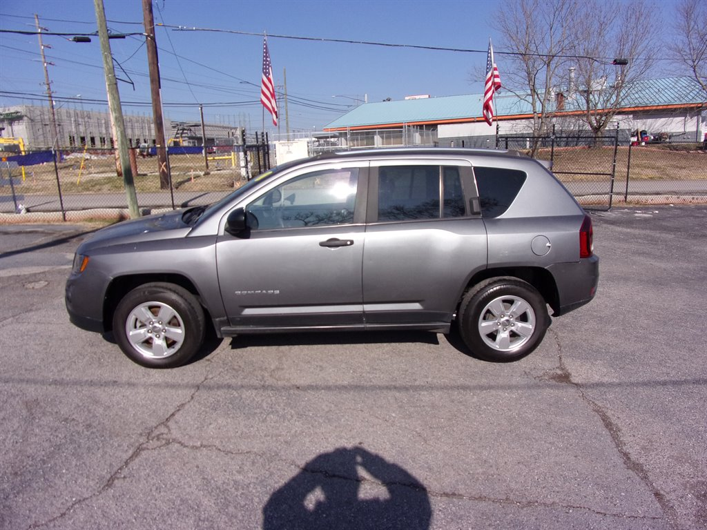 2014 Jeep Compass Sport photo