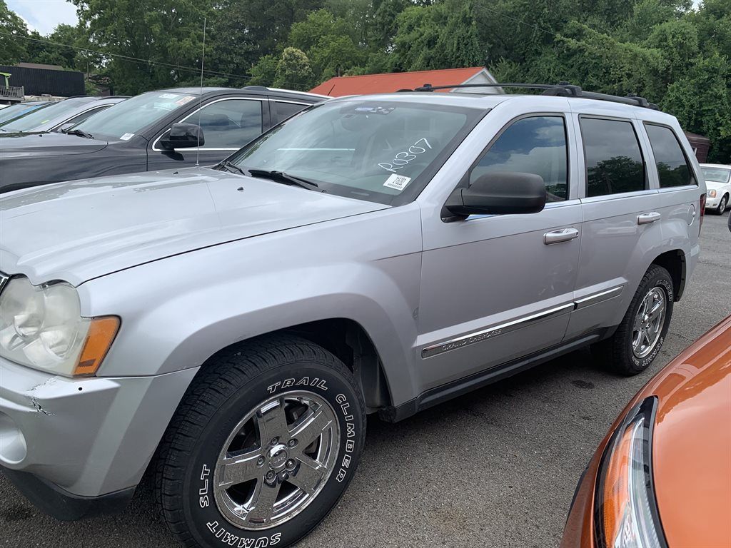 2007 Jeep Grand Cherokee Limited photo