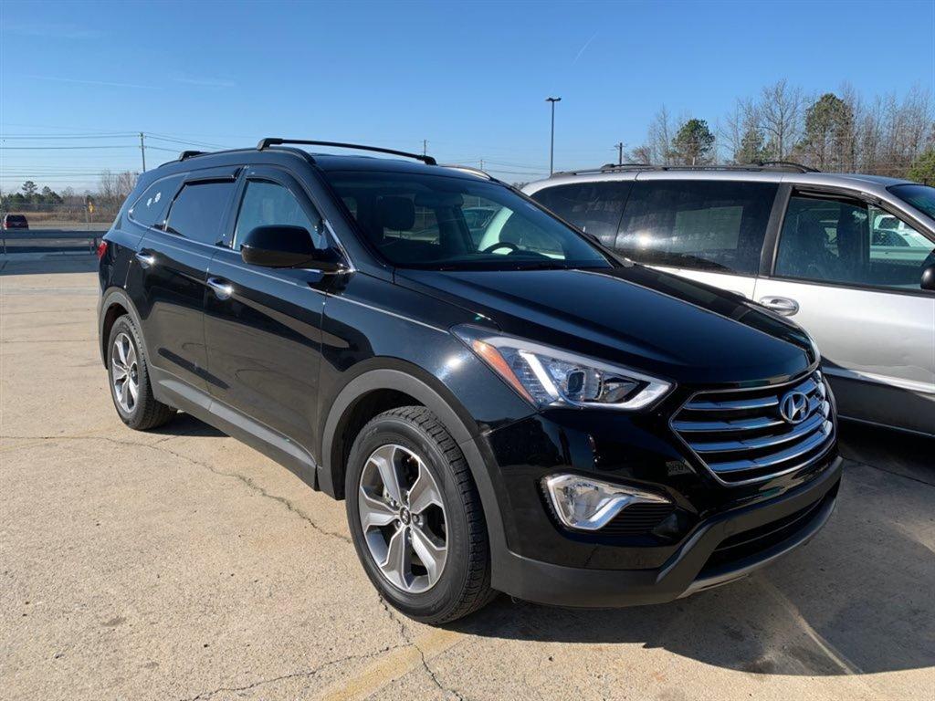 2013 Hyundai Santa Fe GLS photo