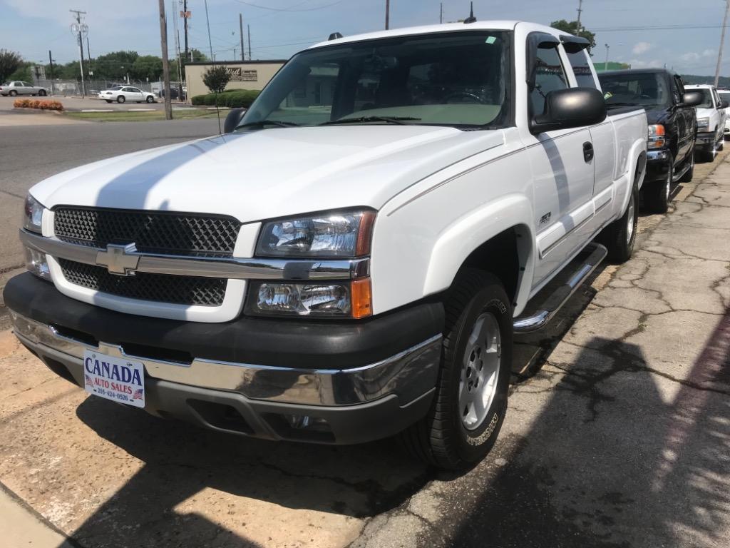 The 2004 Chevrolet Silverado 1500 Work Truck photos
