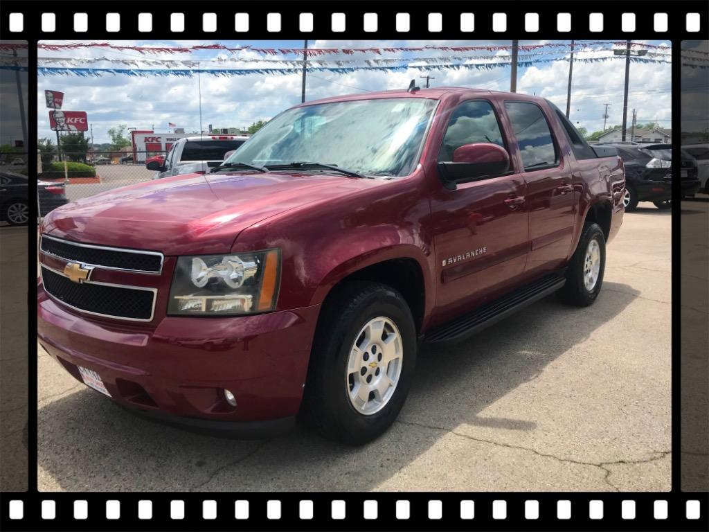 The 2007 Chevrolet Avalanche LS 1500 photos