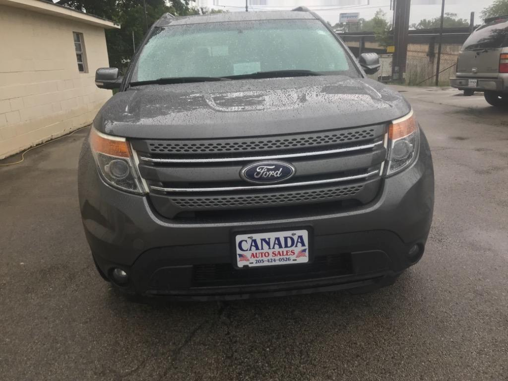 2014 Ford Explorer Limited photo