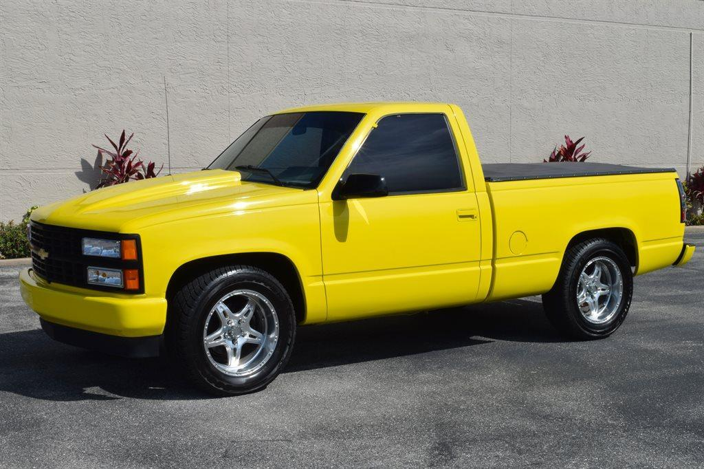 1993 Chevrolet RSX C1500 Cheyenne photo