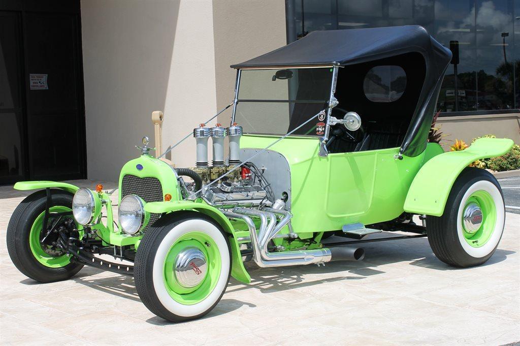 1923 Chrysler PT Cruiser photo