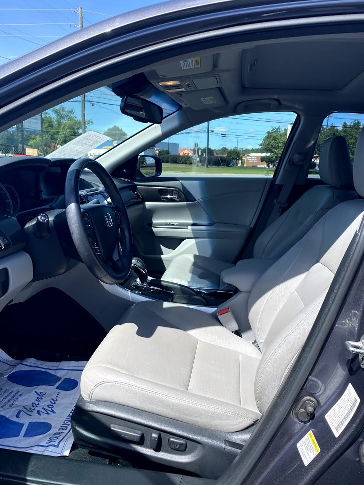2013 Honda Accord EX-L photo