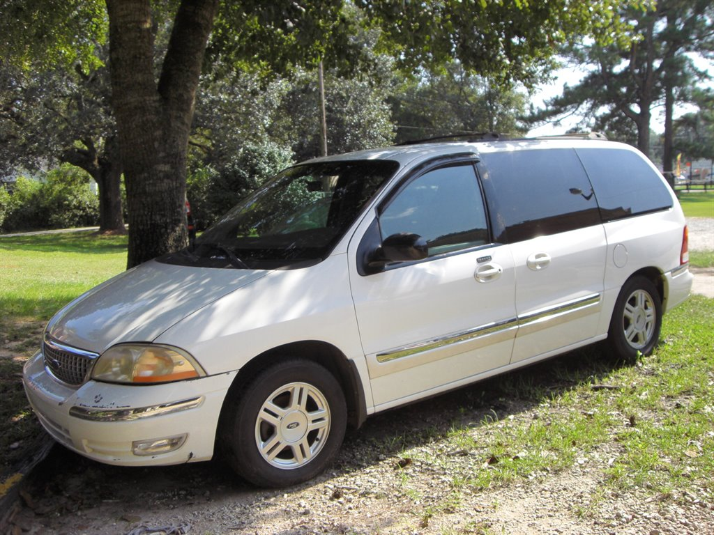 2003 Ford Windstar SE photo