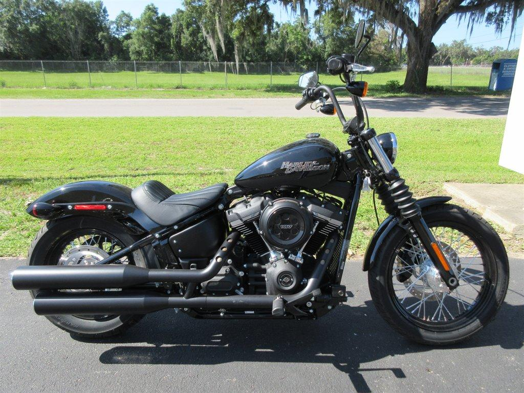 2019 Harley-Davidson Street Bob