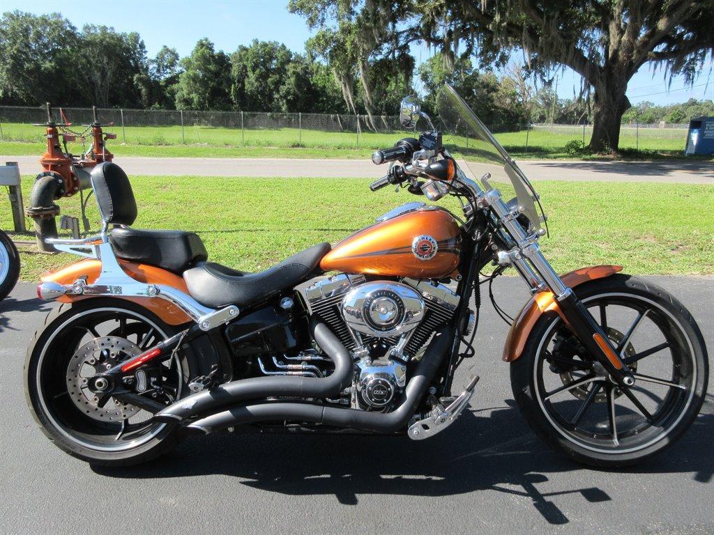 2014 Harley-Davidson Breakout  photo