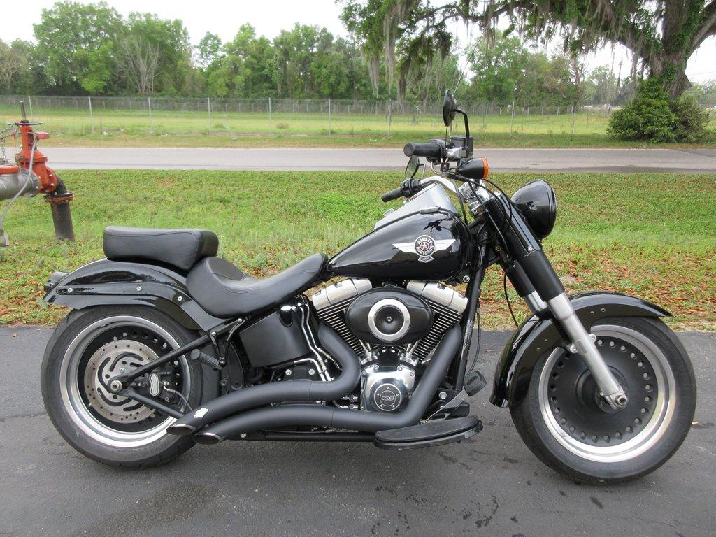 2013 Harley-Davidson Fat Boy