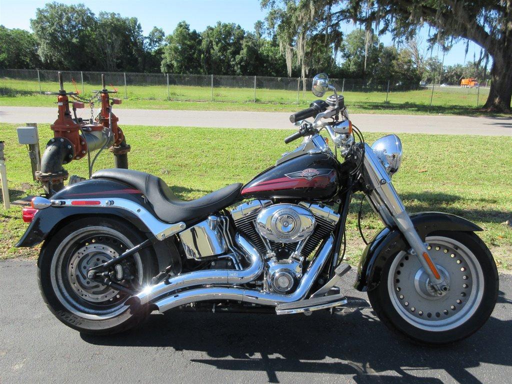 2007 Harley-Davidson Fat Boy